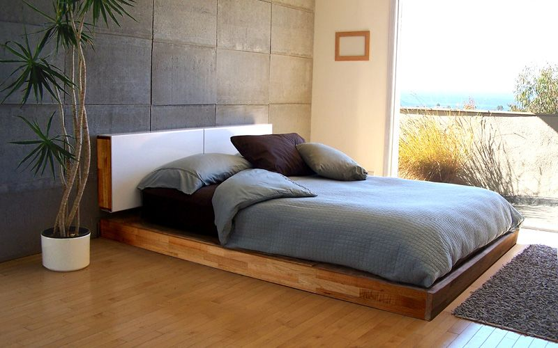 Platform Bed Platform Bed Designs Remodel Bedroom Minimalist Bedroom Design