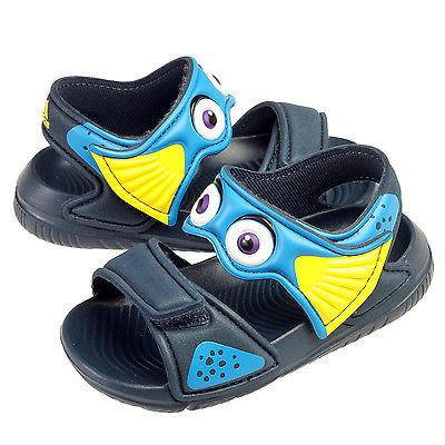 Adidas Disney Dory Akwah 9 Infant Blue Straps Toddler Sandals Baby Size 7  in Clothing, Shoes & Accessories, Baby & Toddler Clothing, Baby Shoes