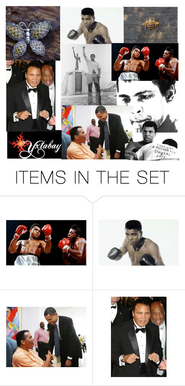 """Float Like a Butterfly, Sting Like a Bee!"" by yxtabay ❤ liked on Polyvore featuring art and pocpolyvore"