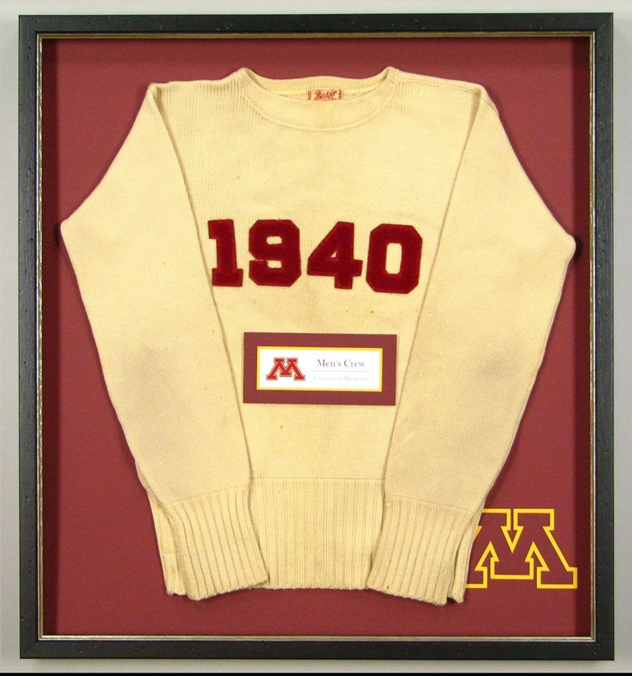 University of Minnesota Crew Sweater