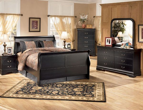 bedroom decorating ideas cream furniture photos stylish cream and black bedrooms between sleeps - Black Bedroom Furniture Decorating Ideas