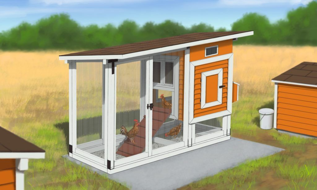 Marvelous DIY Chicken Coop Plans   Coop DeVille. Easy To Follow, Affordable Coop  Plans. Build This Beautiful Coop With Our Step By Step Plans!