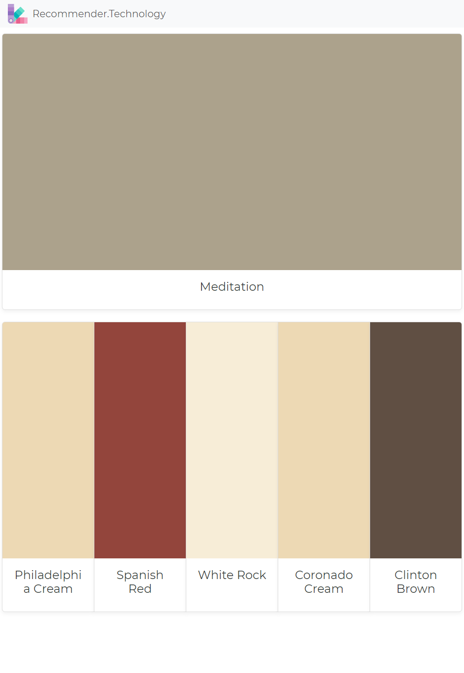 Pin On 2018 Benjamin Moore Paint Color Palette