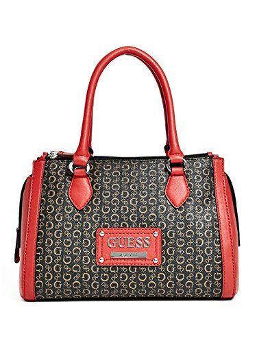 GUESS Proposal Satchel Bag Handbag 89229f17f3ef2