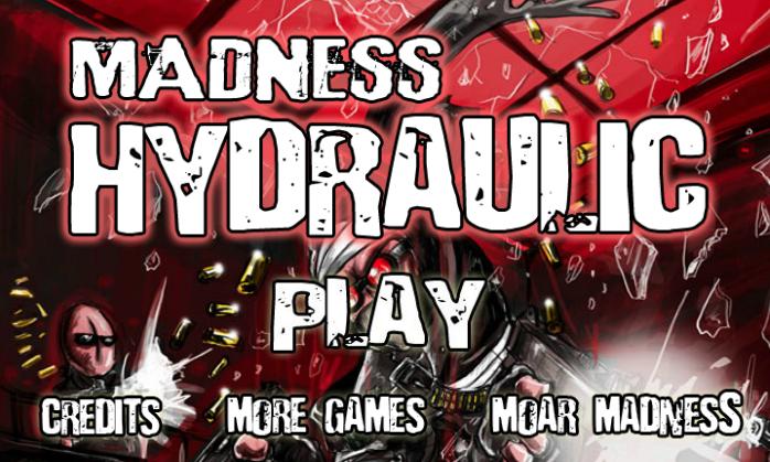 Madness Hydraulic Unblocked Play Free