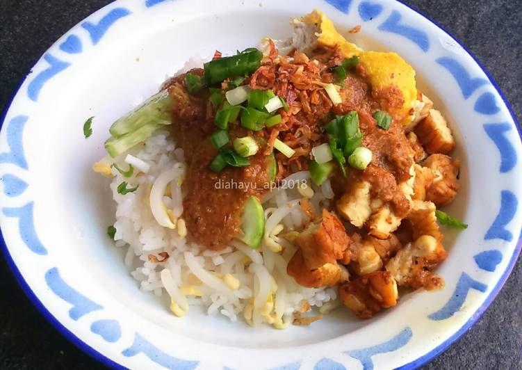 Resep Nasi Lengko Cirebon Oleh Diahayu Ap Resep Resep Masakan Masakan Resep