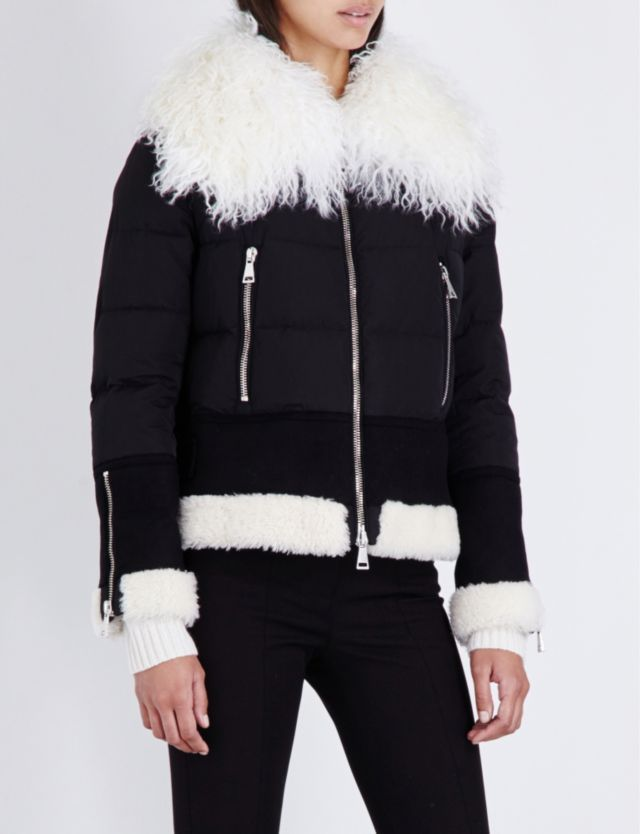 ad39fb2577ae MONCLER - Kikilia quilted shell jacket