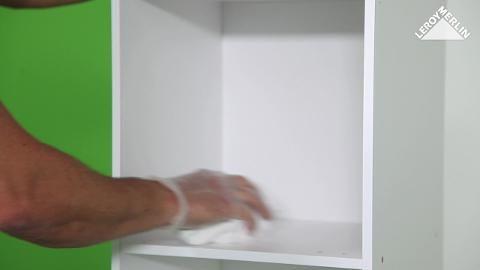 peindre melamin stratifi vous souhaitez donner un coup de neuf ou changer le d cor de vos. Black Bedroom Furniture Sets. Home Design Ideas