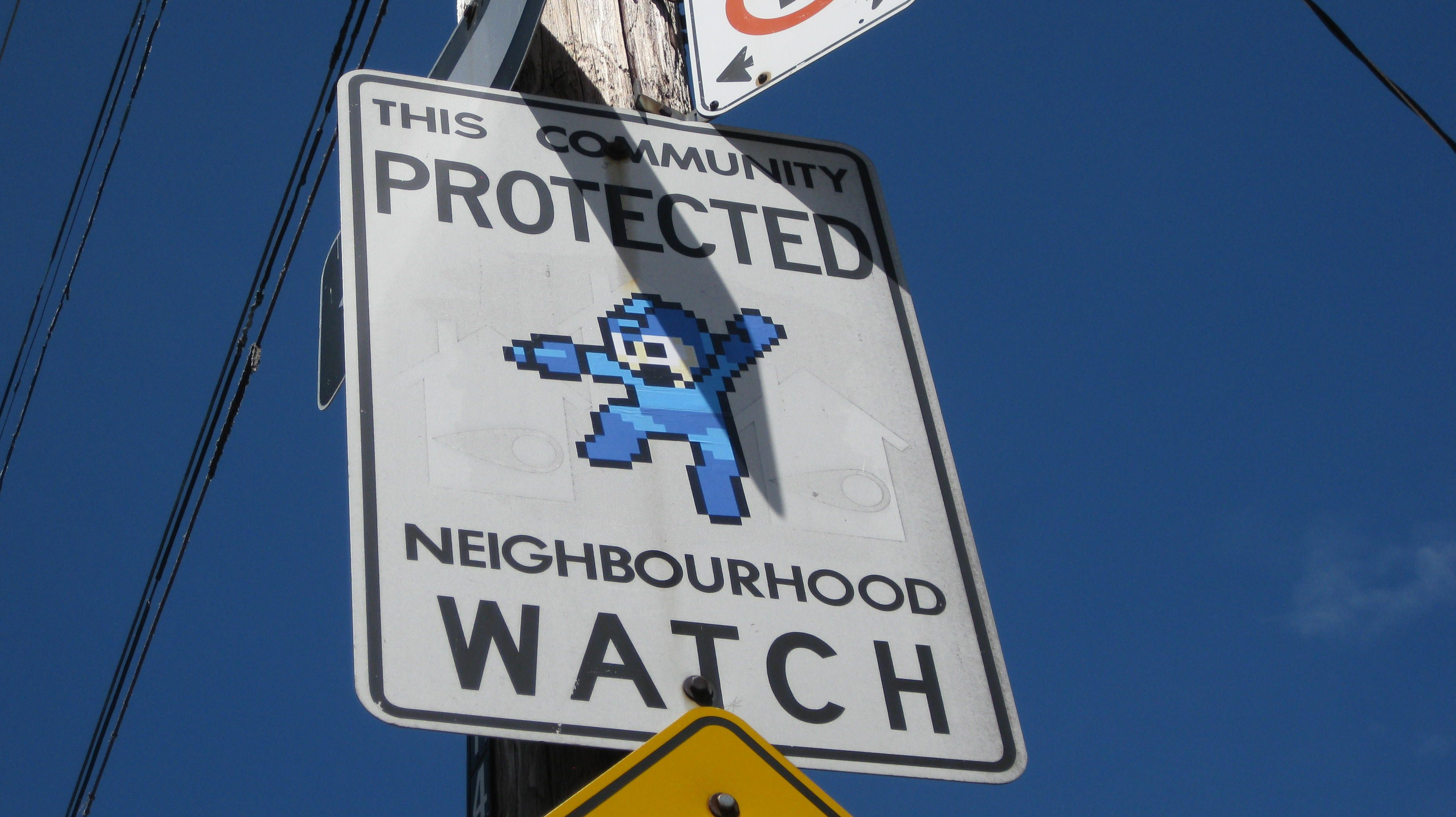 These Edited Neighbourhood Watch Signs Are Pure Genius