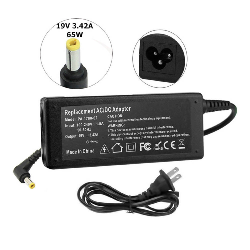 AC Adapter Power Charger for Acer Aspire MS2360 MS2361 MS2376