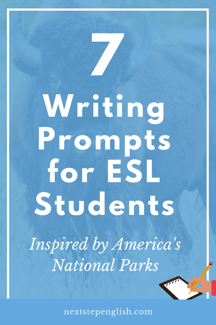 topics for esl students to write about