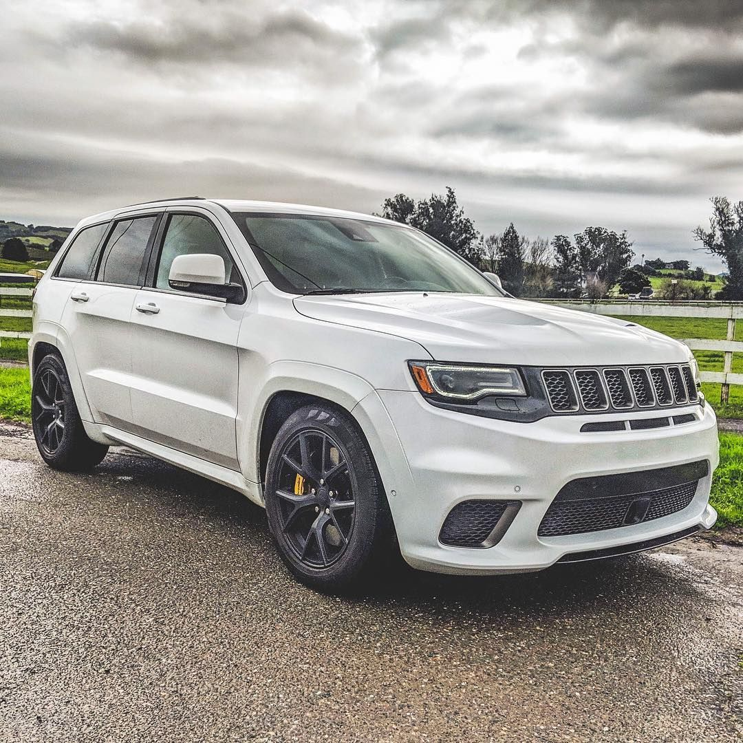 Styled To Stand Out Don L Jeep Grandcherokee Trackhawk