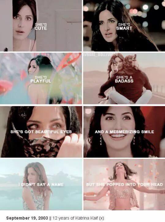 Love you Katrina Kaif | Katrina Kaif in 2019 | Katrina ...