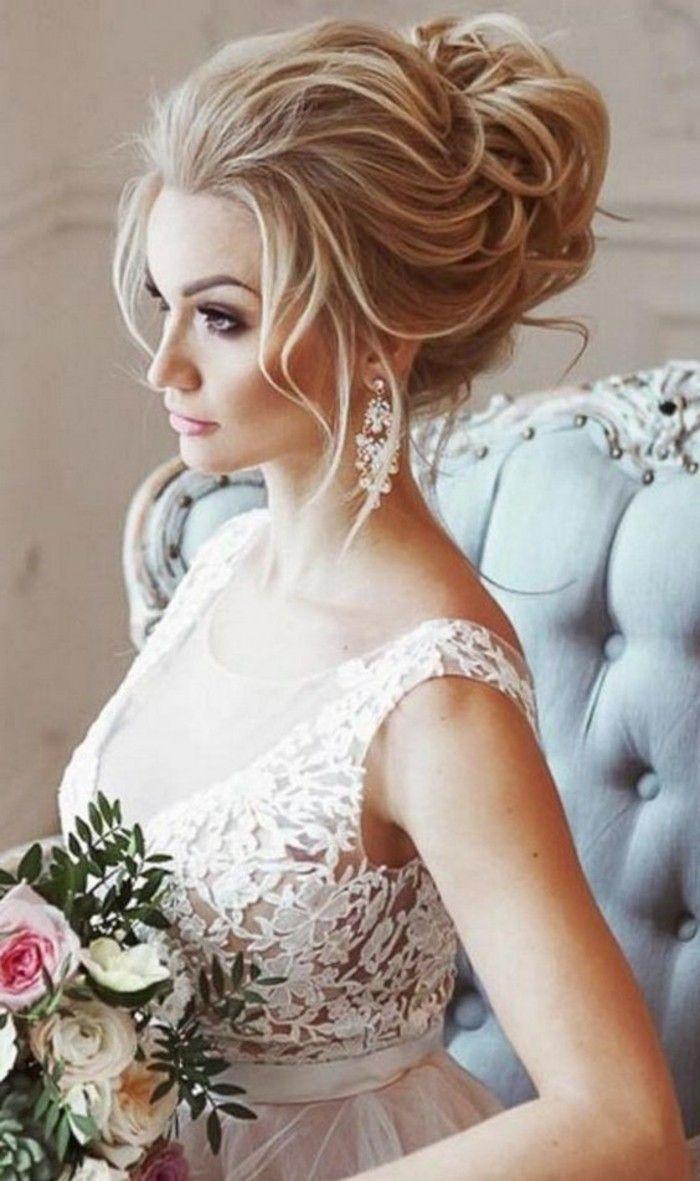 Coiffure bohème chic - vision féminine en 60 photos | Coiffure boheme chic, Coiffure de mariage ...