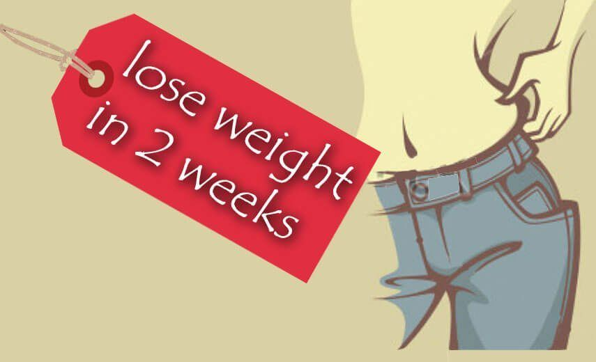 Pro ana how much weight can i lose in 2 weeks