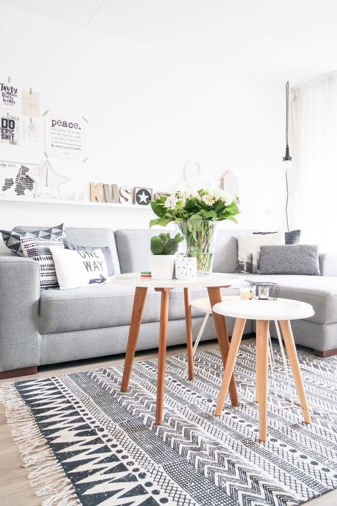 5 consigli per arredare con i tappeti ...