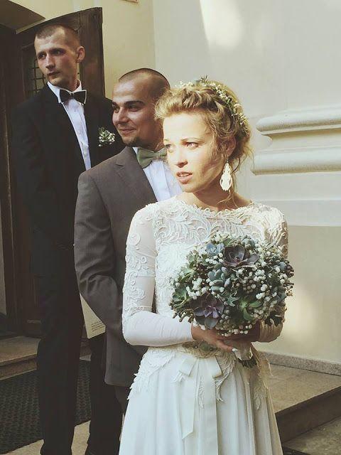Niepoprawna Panna Mloda Galeria Niepoprawnych Panien Mlodych Aleksandra Flower Girl Dresses Wedding Dresses Lace Dream Wedding