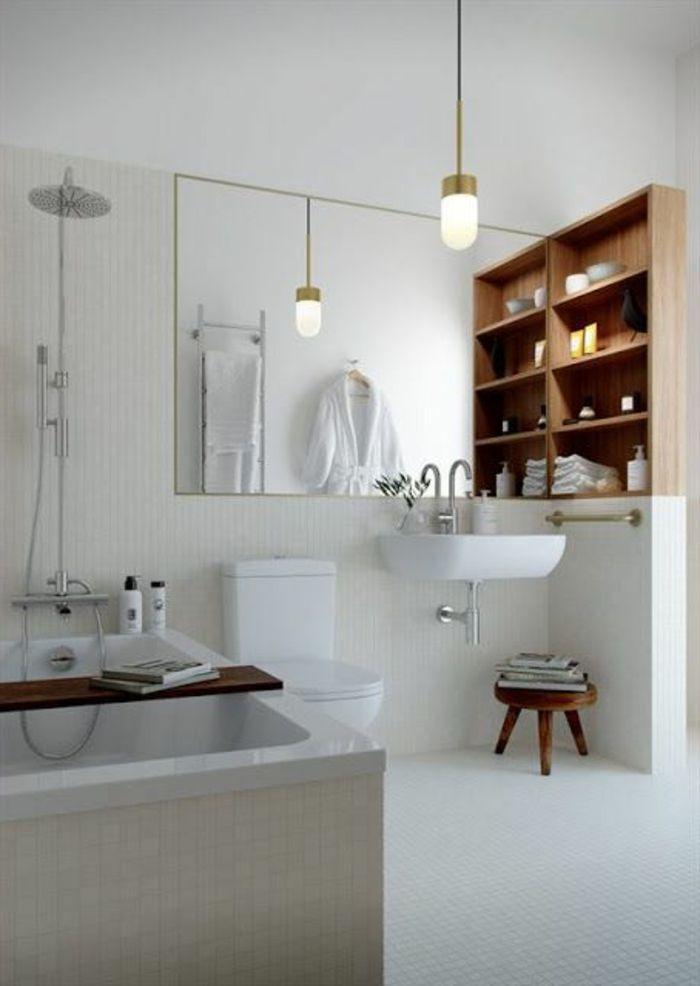 Comment aménager une petite salle de bain? Pinterest Bathroom