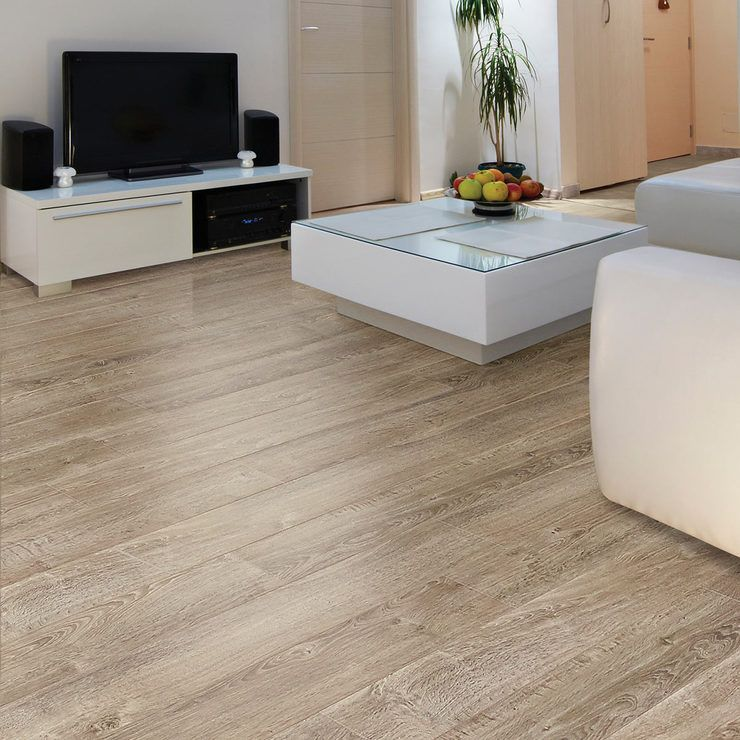 Golden Select Providence (Grey) Laminate Flooring with