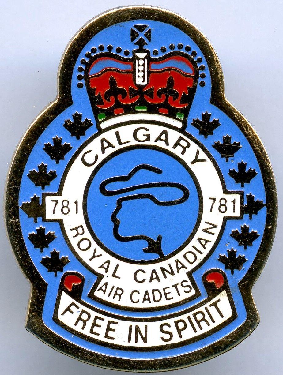 781 Calgary Squadron Cadet, Porsche logo
