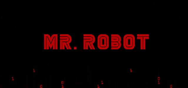 #MrRobot. Serie Tv 2015 - ...