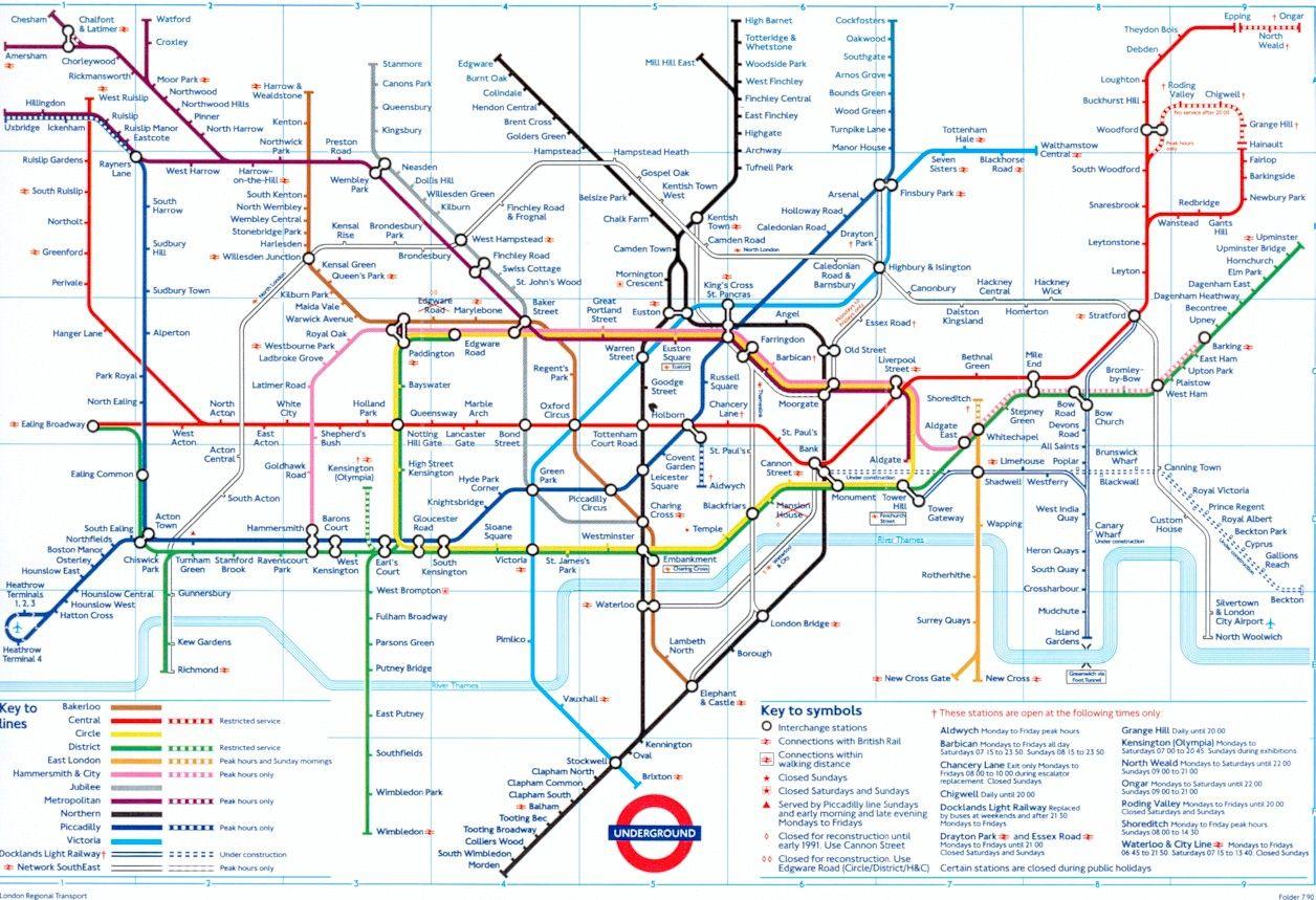 Subway Map Of London Underground.Pin On London Underground Diagram Of Lines