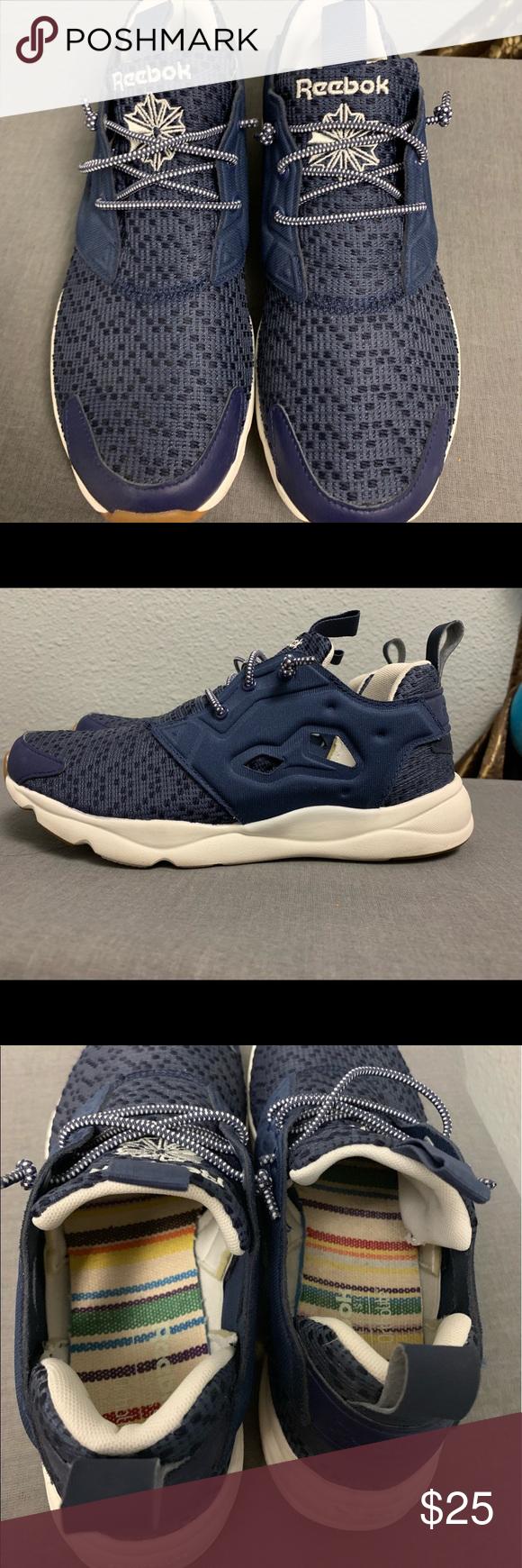 Reebok ortholite Shoes Navy blue Reebok