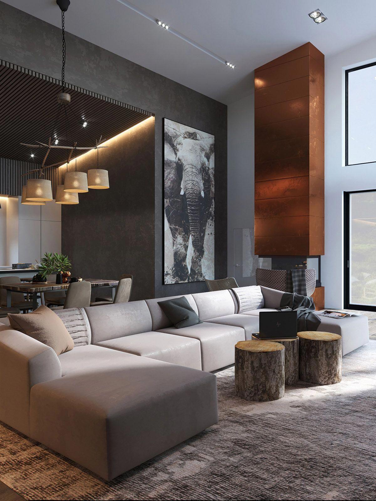 Disenador De Los Muebles De Lujo Articulos Para El Hogar Accesorios Y Regalos Diseno De Interiores Moderno Decoracion De Interiores Moderna Interiores De Casa