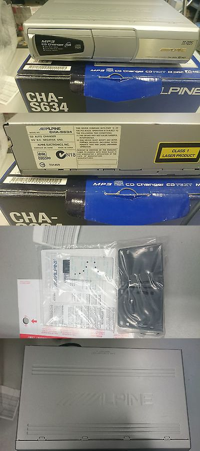Car cd changers new alpine electronics cha s634 ai net 6 cd changer car cd changers new alpine electronics cha s634 ai net 6 cd changer sciox Gallery