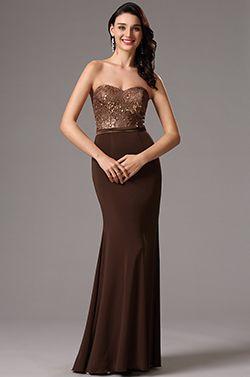 388613003918ee Ärmellos Mieder Brautjungferkleid Abendkleid (07160220) - EUR 93,49
