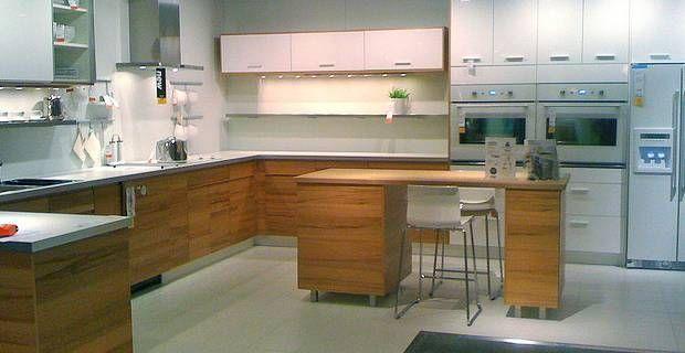 Cuisine  la nouvelle collection Ikea Kitchen Pinterest - glas wandpaneele küche