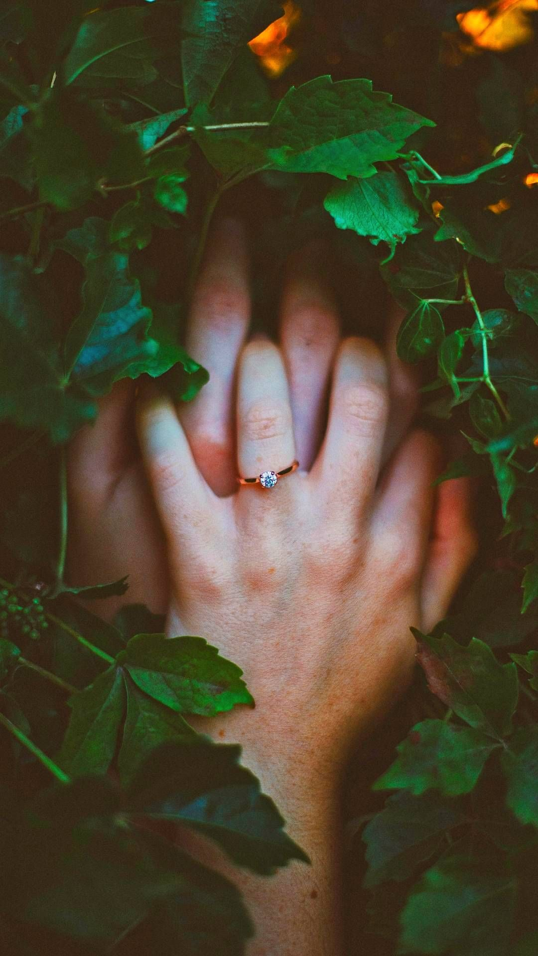 Relationship Couple Holding Hand Together Romantic Original Wallpapers
