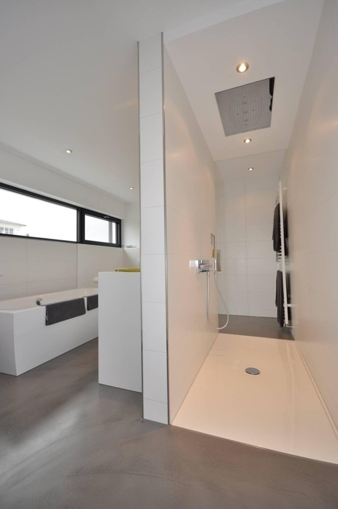 Haus badezimmer design reduziert wohnen  haus and bath