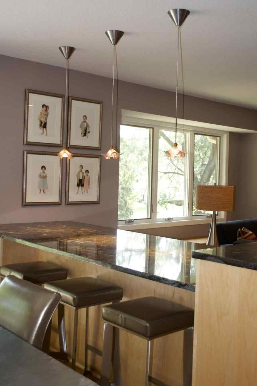 can lights over kitchen table houzz kitchen lighting over table