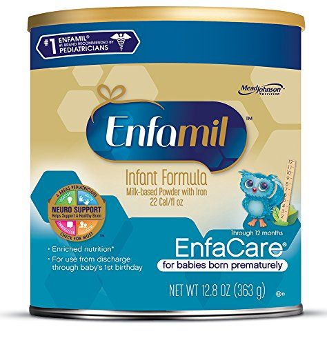 Enfamil Enfacare Infant Formula Powder 128 Ounce Pack Of 6 Learn More By Visiting The Affiliate Link Amazon Com Image Baby Formula Enfamil Baby Immune