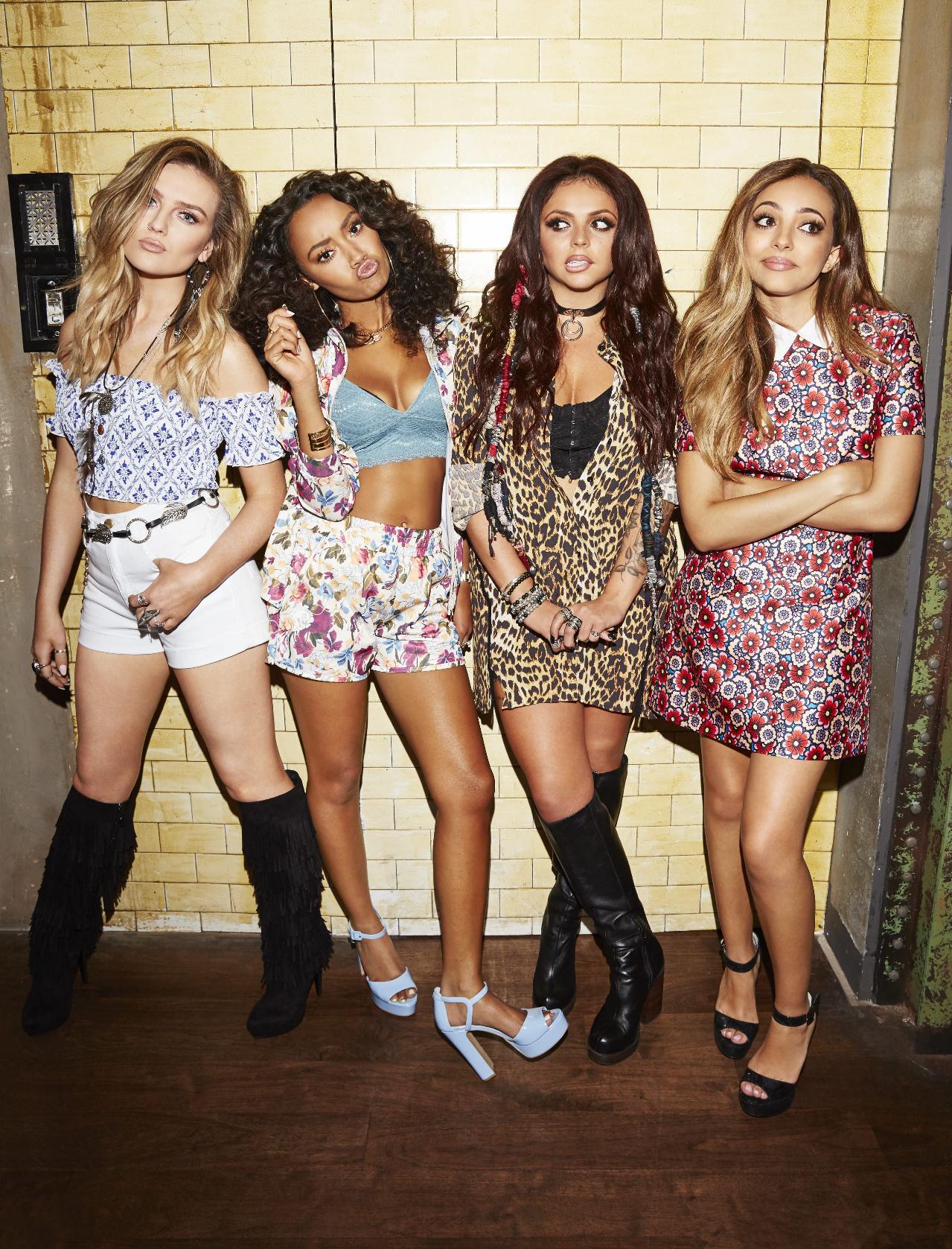 Little Mix ~ Get Weird Photoshoot | Little mix outfits ...