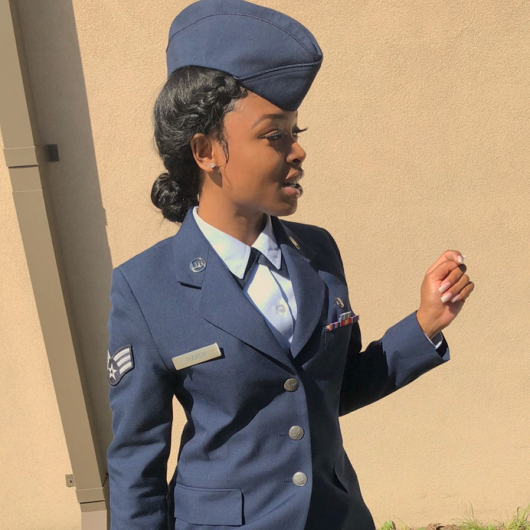 17++ Military hairstyles for black women inspirations