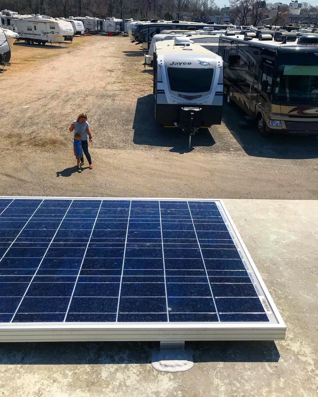 Rv Solar 101 With Go Power Sizing A Solar Kit For Your Rv Rv Solar Solar Panels Solar Energy Panels