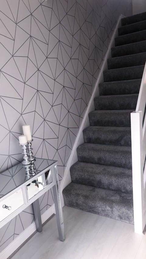 I Love Wallpaper Zara Shimmer Metallic Wallpaper Soft Grey Silver images