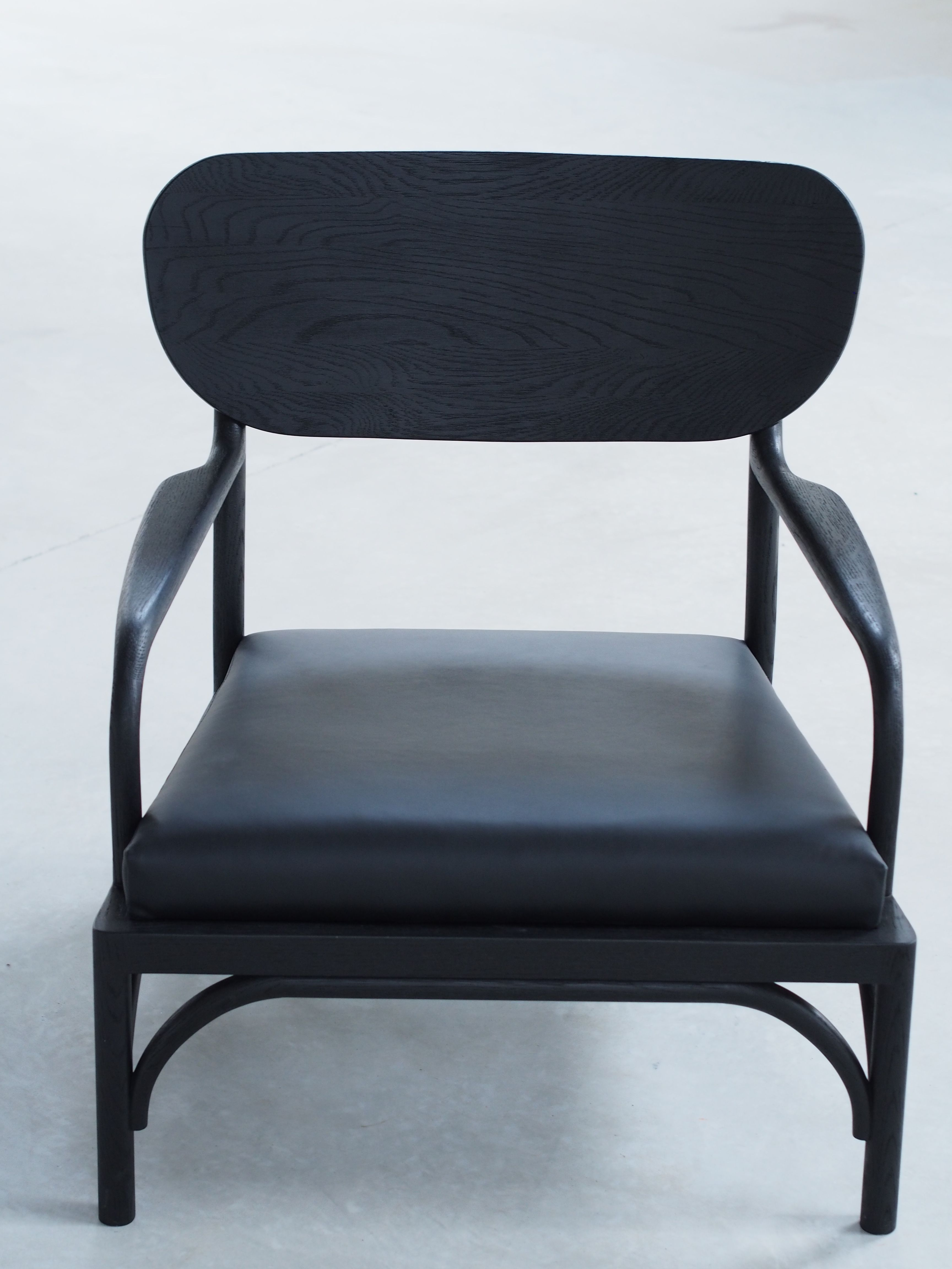 Akar De Nissim S New Lounge Chair Pierre Inspired From