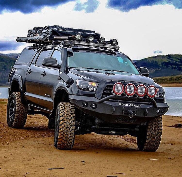 Tundra Off Road 4x4 Travel Overland And Camping