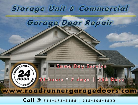 Emergency Storage Unit Garage Door Repair In Dallas Tx Call Us Two