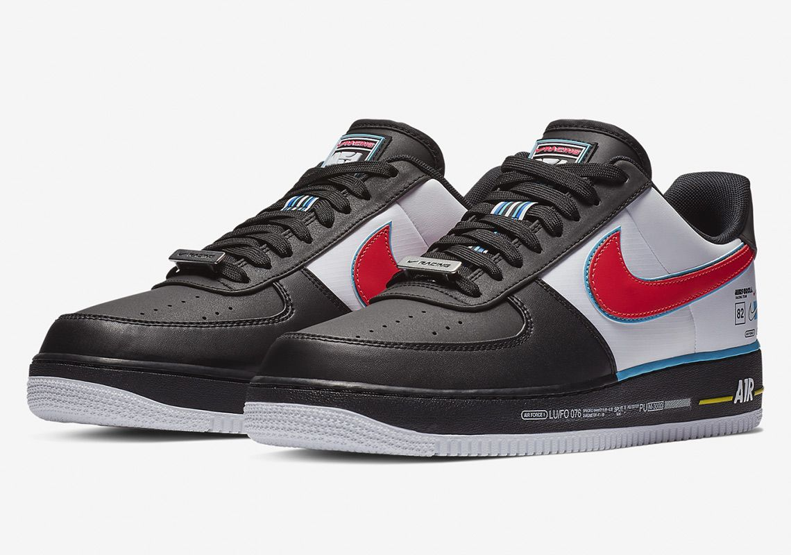 Nike Presents A RacingInspired Air Force 1 For AllStar