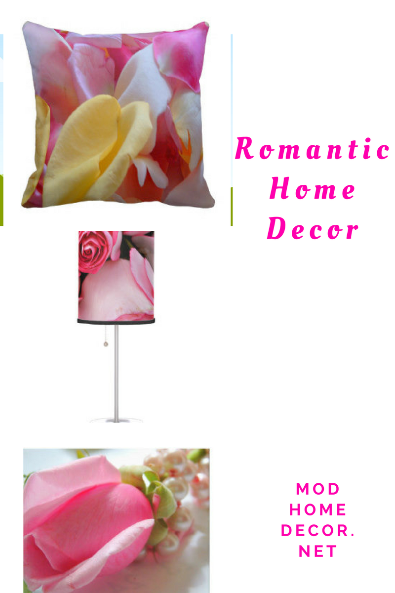 Romantic home decor ideas and accents | BLOGGERS WHO CARE GROUP ...
