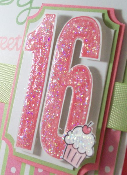 Happy sweet 16th sweet 16 card ideas and crafts happy sweet 16th girl birthday cardsbday cardsbirthday ideas16th bookmarktalkfo Images