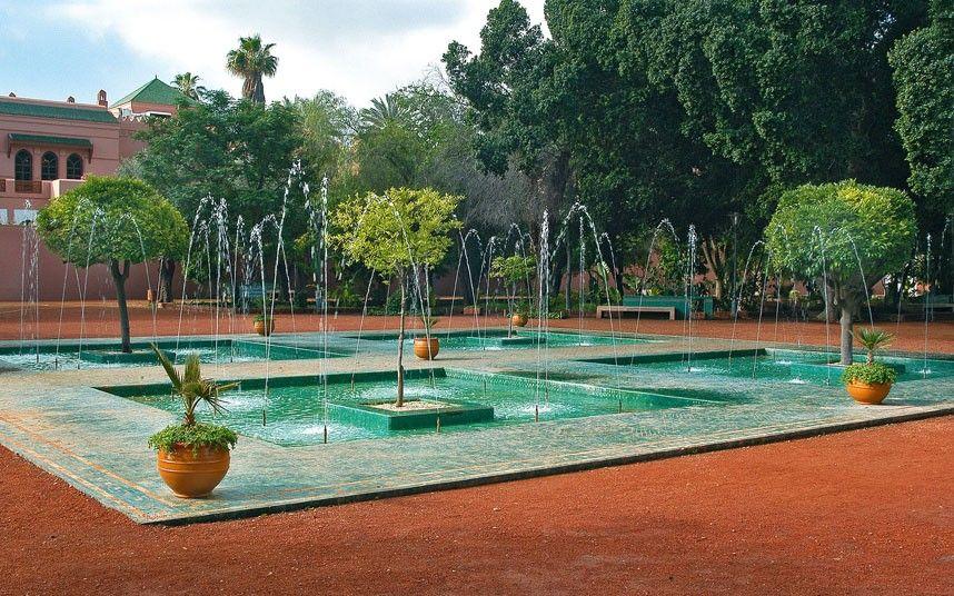 Marrakesh's most beautiful gardens | Beautiful gardens ...