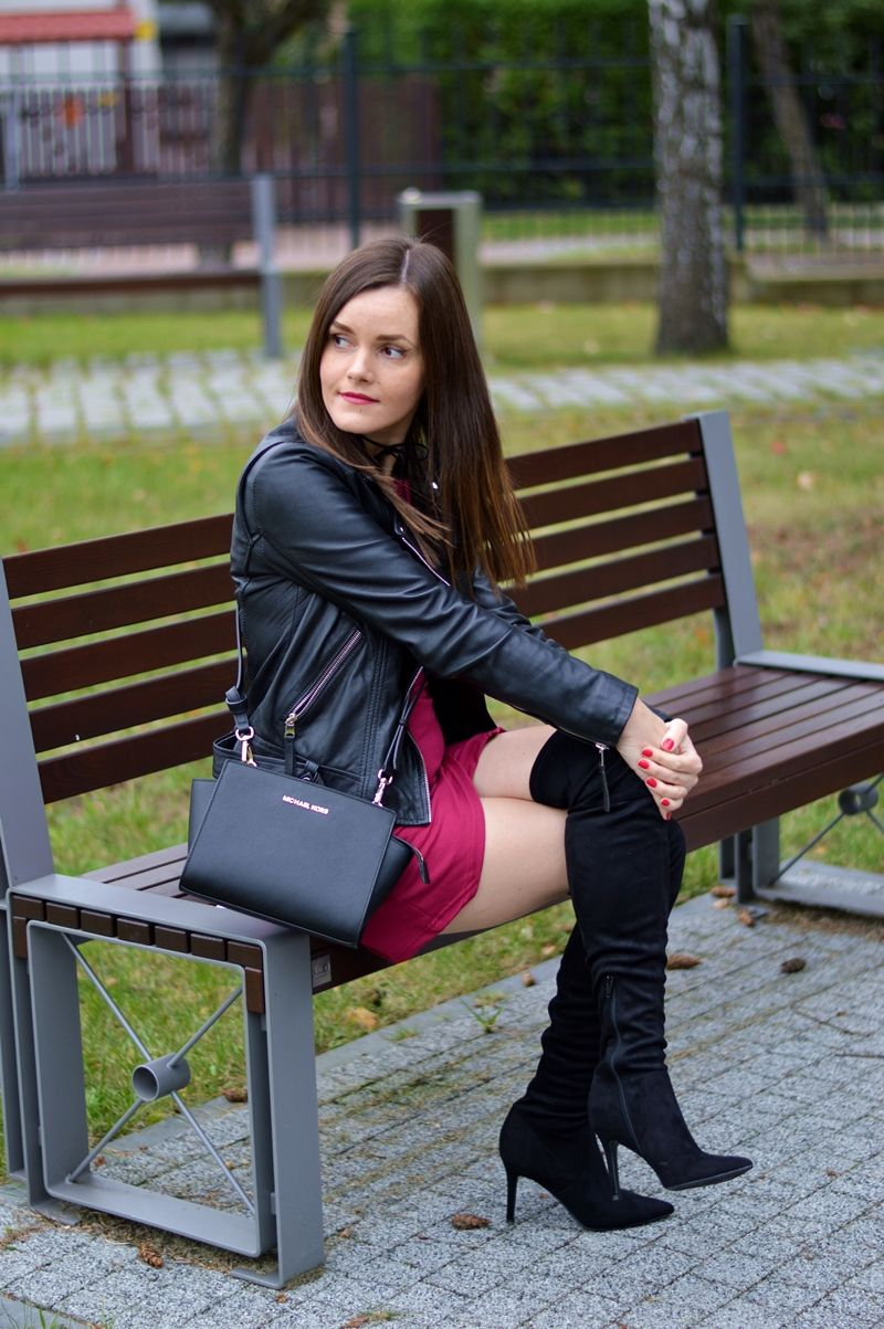 Www Streetstylecity Blogspot Com Fashion Inspired By The People In The Street Sexy Otk Boots Candid Heels Ootd