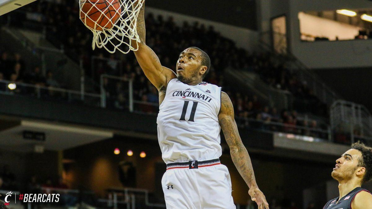 Cincinnati Bearcats College Basketball