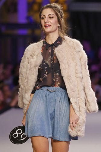 Glamour Fashion Show El Corte Inglés: El desfile | Galería de fotos 21 de 71 | GLAMOUR