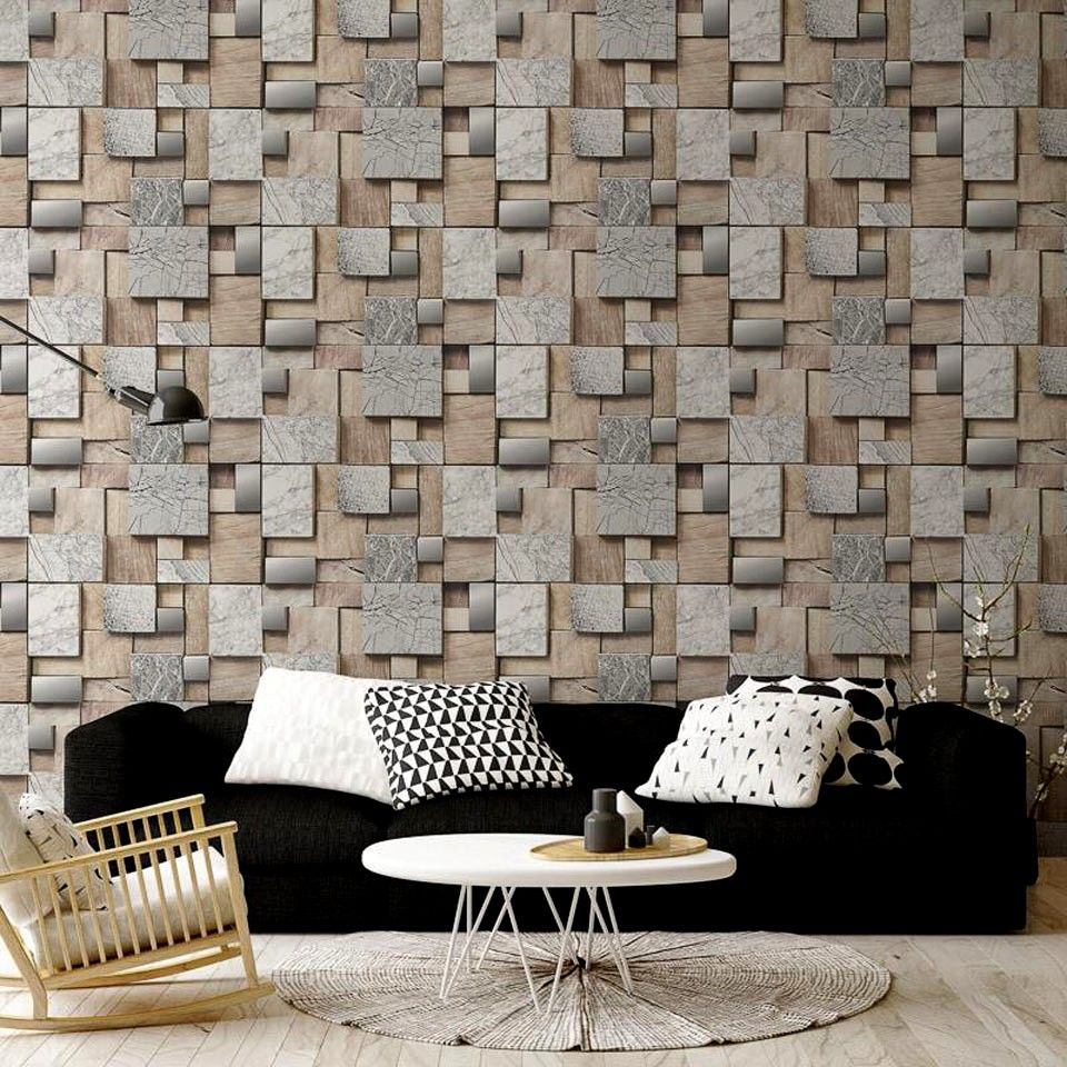 Awesome 45 The Best Interior Design Using Wallpaper To Add To The Beauty Of Your Home More At Https Ho Art Deco Wallpaper Interior Deco Art Deco Living Room